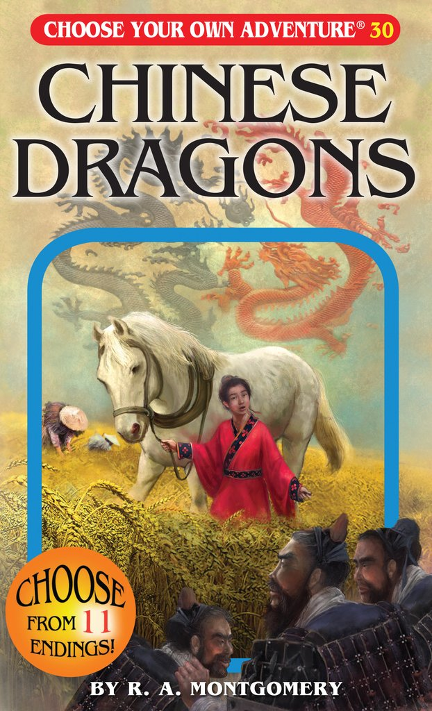 Chinese Dragons cover.indd